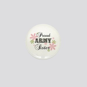 Army Sister [fl camo] Mini Button